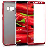 kwmobile Samsung Galaxy S8 Plus Handyhülle - Hülle für Samsung Galaxy S8 Plus Handy Case Cover Silikon Schutzhülle