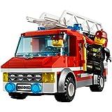 LEGO City 60003 - Feuerwehreinsatz Test