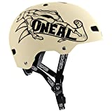 O'Neal Fahrradhelm Dirt Lid ZF Bones, Beige, L/XL, 0584-B