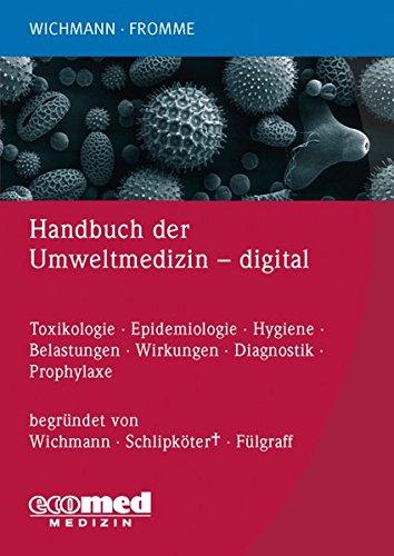 Handbuch der Umweltmedizin digital
