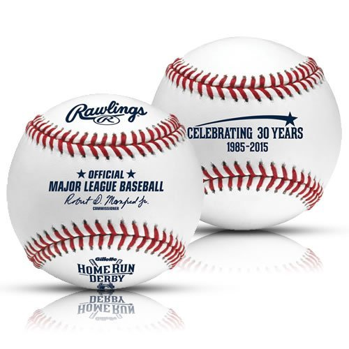 Rawlings ROMLBHR15 2015 All-Star Game Home Run Derby Baseball Offizielles MLB ROMLB