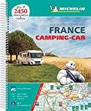 France Atlas Camping Car A4 2018 (Michelin Tourist Guides)