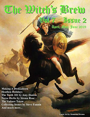 The Witch's Brew, Vol. 7 Issue 2 (Te Witch's Brew, Band 7)