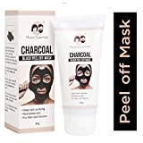 Best Scar Removal Product - Maya Essentials Activated Charcoal Peel Off Black Mask Review