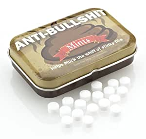 Boxer Gifts Anti-Bullshit Mints