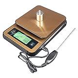 Best Bilancia da cucina Taylor - KOBWA Bilancia da Cucina Digitale, USB 0.1g-2kg caffè Review