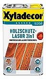 XYLADECOR Holzschutz-Lasur Grau 750 ml - 5255390