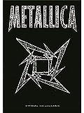 Metallica: Metallica,Ninja Logo, Fahne (Housewares)
