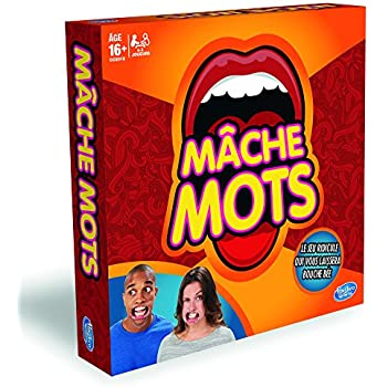 Hasbro C2018 - Mâche-Mots
