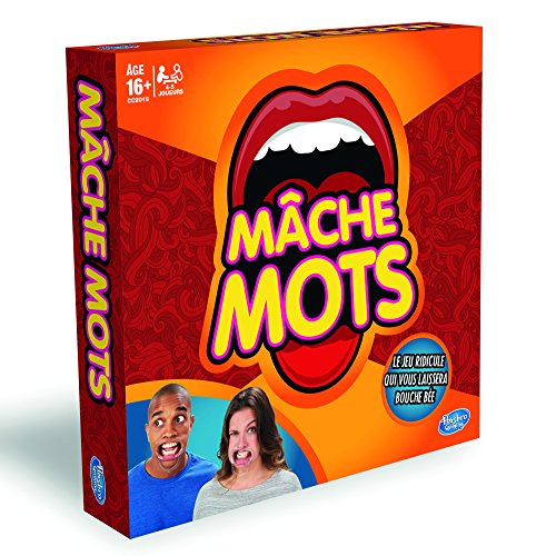 Speak Out [French Edition] Móche-Mots Game