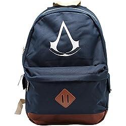 Assassin 'S Creed abybag13545cm Crest Mochila (tamaño grande)