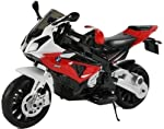 Age Range: 3+ Yrs Battery:12V Speed: 5km/hr Dimensions: H-68cmXW41cm XL-110cm Product Type: Ride on Motorbike Parental Remote Control: No The first BMW Licensed Kids Ride on Motorbike is here and it is one epic model. Built to such a high quality wit...