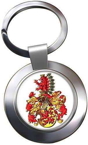 Habsburg Österreich Wappen chrom Schlüsselring