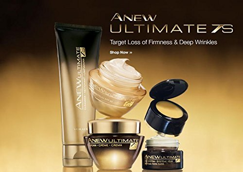 Avon Anew Ultimate 7s 50+ Eye System