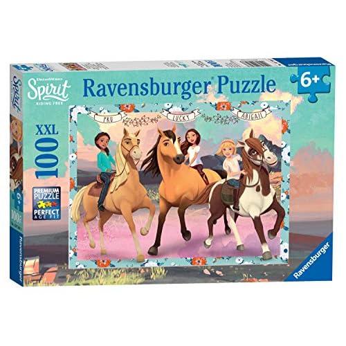 Ravensburger- Puzzle 100 Piezas, Multicolor (1) 7