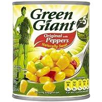 Green Giant maíz dulce con pimientos 12 x 198g