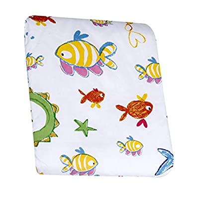 Bed Pad Home Textiles,Kingko® Baby's Dry Night Mat Children Kartoon Waterproof Mattress Sheet Bedding Diaper Changing Pad