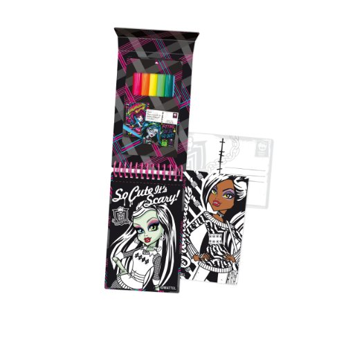 IMC Toys 870376 Lot de cartes – Monster High Pochette de