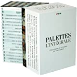 Collection Palettes , l'intégrale - Coffret collector 18 DVD