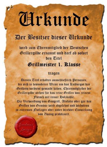Witziges Spaß-Shirt Herren + gratis Fun-Urkunde: Spießer Schwarz
