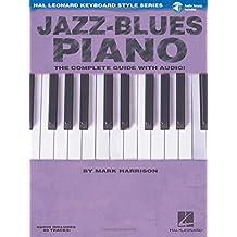 Jazz-Blues Piano Pf Book (Hal Leonard Keyboard Style)