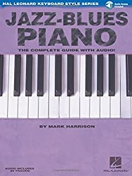 Jazz Blues Piano (Hal Leonard Keyboard Style) (Includes Online Access Code)
