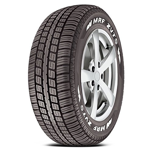 MRF ZVTS 155/70 R13 75S Tube-Type Car Tyre