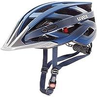 Uvex I-Vo CC Casco, Unisex Adulto, Azul Oscuro, 56-60