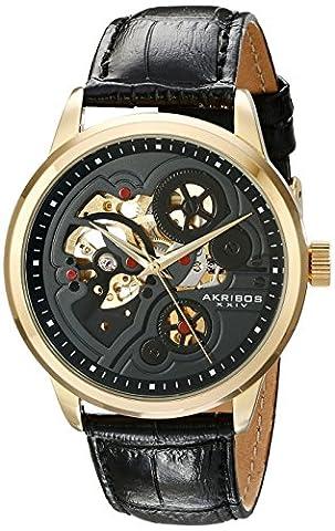 Montre bracelet - Homme - Akribos XXIV - AK538YG