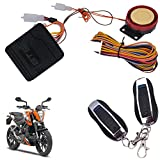 Vheelocityin Bike / Motorcycle/ Scooter Remote Start AlarmFor Ktm Duke 200