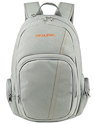 Mulpac Casual Rucksacktasche Rucksack Bookbags Rucksäcke Leicht für Schule / Collage / Outdoor / Reise