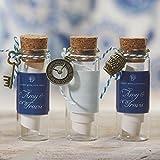 6 x Mini Reagenzgläser Gastgeschenk Hochzeit Give away