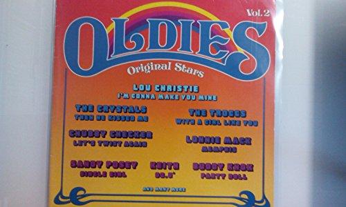 Oldies Vol. 2 (Vinyl LP)(Bellaphon 220 07018) Checker Crystal