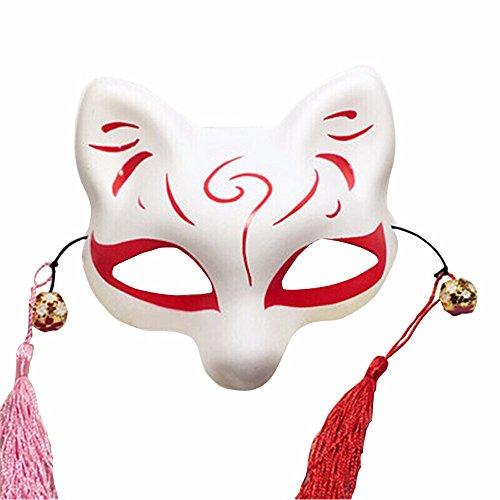Maskerade,Maske halbes Gesicht Maske für Männer und Frauen Kostüm Tanz Maske N Masquerade