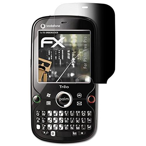 Palm Treo Pro (atFolix Blickschutzfilter kompatibel mit Palm Treo Pro Blickschutzfolie, 4-Wege Sichtschutz FX Schutzfolie)