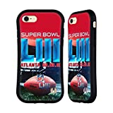 Officiel NFL Stade De Mercedes-Benz Atlanta 2 2019 Super Bowl LIII Étui Coque...
