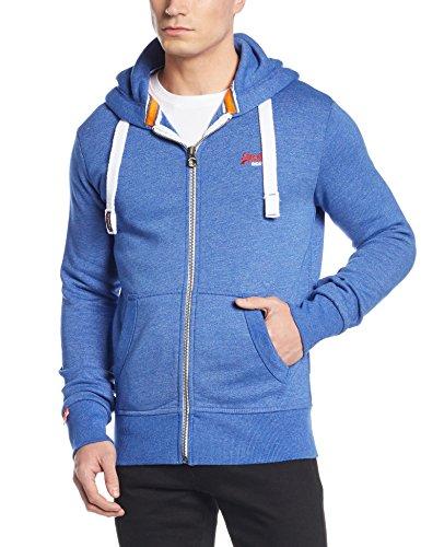 Superdry Orange Label Ziphood, Sweat-Shirt Homme