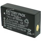 Batterie compatible pour NIKON 1 J1