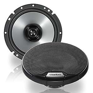 Clarion bicône/haut-parleur enceintes 165 mm pour mercedes vito w447 14 portes à l'avant