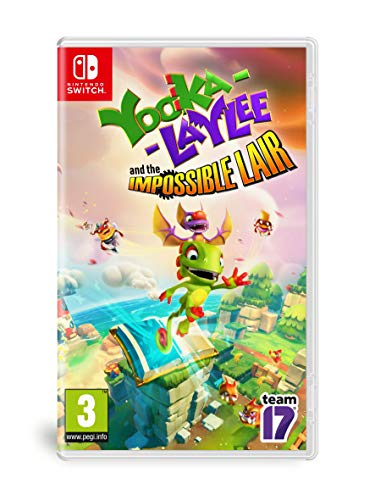 Yooka-Laylee: The Impossible Lair - Switch