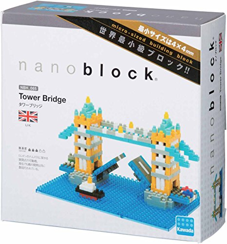 Nanoblock NAN-NBH065 Tower Bridge