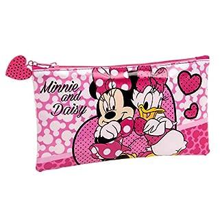 Disney Minnie & Daisy Nice Day Neceser de Viaje, 0.76 Litros, Color Rosa