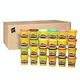 Play-Doh - Mega Pack da 24 Vasetti, 20383F03, Esclusiva Amazon