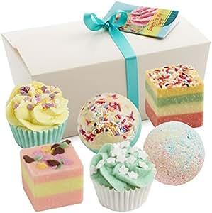 Set da 6 pezzi brubaker cosmetics bomba da bagno 39 sweets - Bombe da bagno lush amazon ...