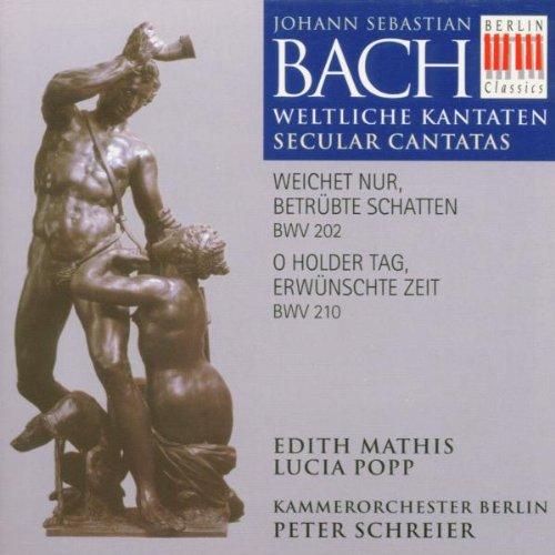Cantates Profanes, BWV 202 & 210 [Import anglais]