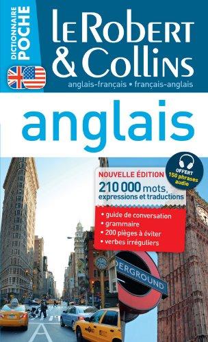 Dictionnaire Le Robert & Collins Poche anglais
