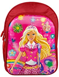 7b950fc3055 RBRN Beautiful Princess School Bag with 3D Effect Suitable for Girls Ages  5-7 Years