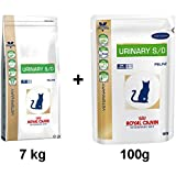 Royal Canin Urinary S/O LP 34 Katze Trockenfutter 7kg + GRATIS 100g Nassfutter!!!