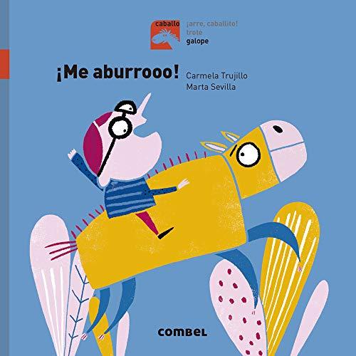 ¡Me aburro! Galope (Caballo) por Carmela Trujillo