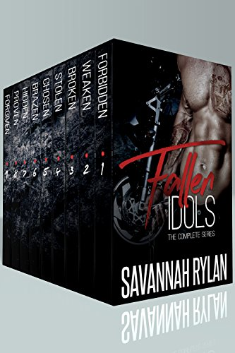 The Complete Fallen Idols MC Series (Motorcycle Club Romance)